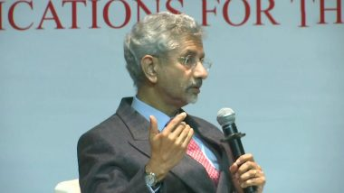 JNU Violence Row: Foreign Minister S Jaishankar Says 'There Was No Tukde-Tukde Gang' in The Institute During His Education Years (Watch Video)