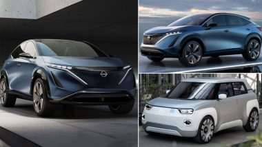 Electric Vehicles at CES 2020: Nissan Ariya Concept, Fisker Ocean, M-Byte Electric, Concept CentoventI Showcased