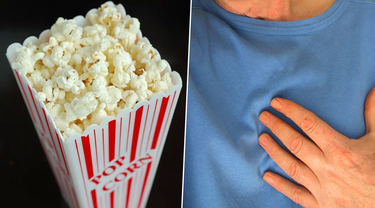 Piece of Popcorn Stuck in British Man's Teeth Caused Near-Fatal Infection Leading to Open-Heart Surgeries; Know More About Endocarditis