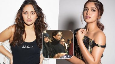 Sonakshi Sinha, Bhumi Pednekar and Other Bollywood Actresses Speak Out in Support Of Deepika Padukone After Her JNU Visit