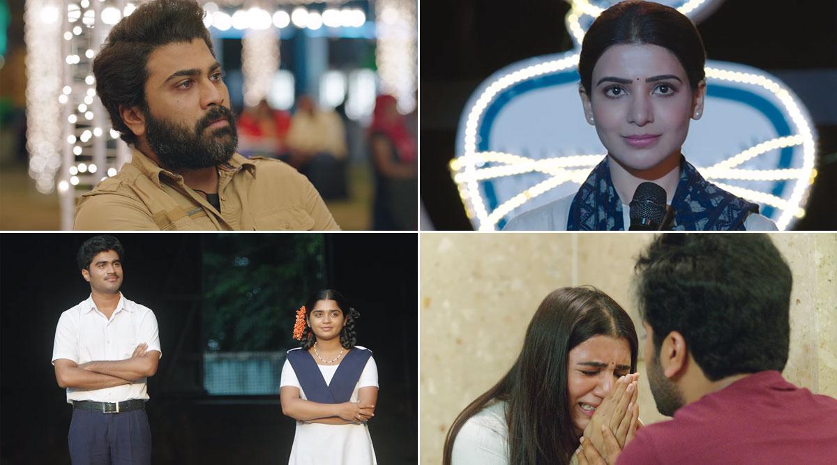 Jaanu Teaser: Samantha Akkineni and Sharwanand's HeartwarmingTale of Friendship and Love Looks Simply Amazing (Watch Video)
