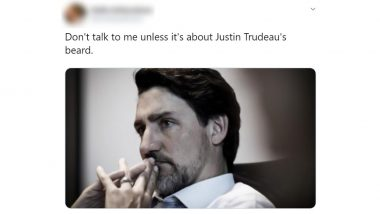 Justin Trudeau's Beard Is Everything We Want to Talk About! Check Viral Twitter Reactions on Canadian Prime Minister's Facial Hair