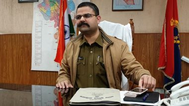 Vaibhav Krishna, Noida SSP, Suspended by UP Government For Leaking Confidential Letter