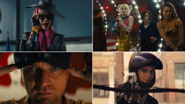 Birds Of Prey New Trailer: Margot Robbie's Harley Quinn and Her Girl Gang Prepare to Take Down Ewan McGregor's Gotham Baddie With Full Gusto (Watch Video)