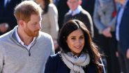 Meghan Markle and Prince Harry To Get Ex-Couple Brad Pitt-Angelina Jolie's £4million Security?