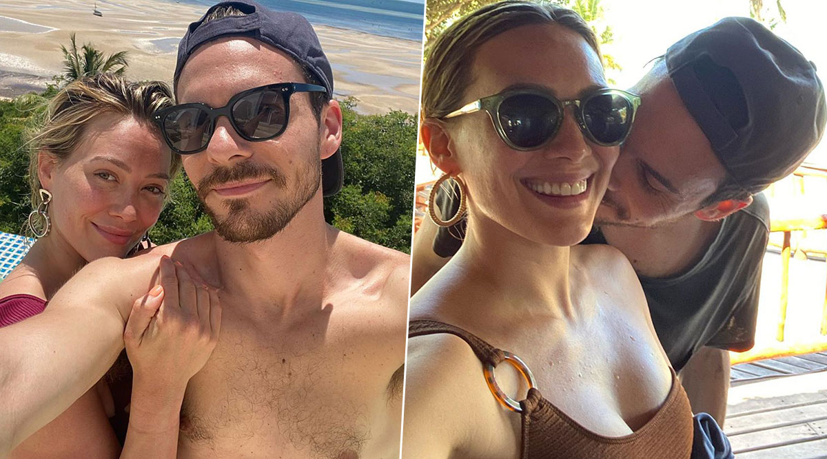 Hilary Duff and Matthew Koma's Honeymoon Pictures from South Africa are All Things Love!