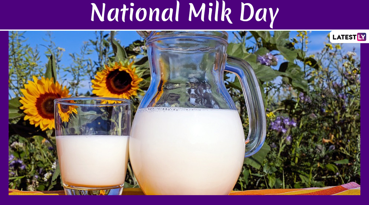 National Milk Day 2020: Date, History,  Significance, of The Day First Milk Deliveries Began in the United States