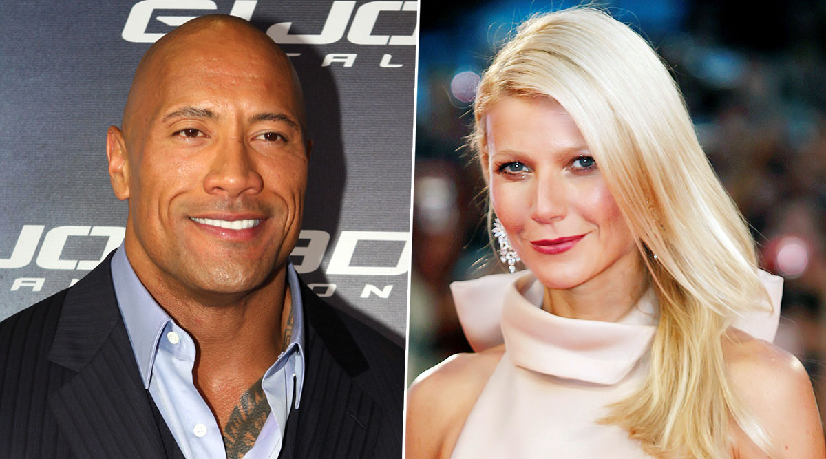 Dwayne 'The Rock' Johnson Wants to Sell  Testicle-Scented Candles After Gwyneth Paltrow's Vagina Candles Success! You Don't Want to Miss the Funny Banter
