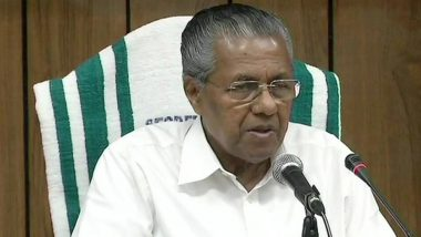 Kerala Govt Removes M Sivasankar From CM Pinarayi Vijayan's Principal Secretary Post, Mir Mohammed to Replace Him