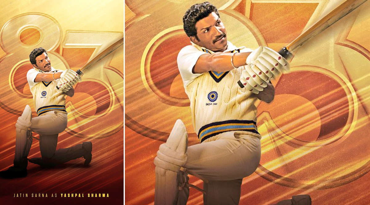 83 The Film: Jatin Sarna Impresses as the 'Badam Shot' Inventor Yashpal Sharma on the New Poster (See Pic)