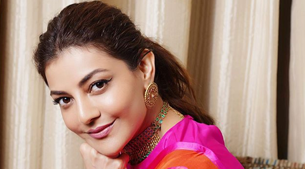 Indian 2: Kajal Aggarwal Says Playing an 85-Year-Old Woman in the Kamal Haasan's Film is 'Exciting'
