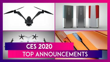 Top News & Big Announcements From CES 2020: Hyundai / Uber Air Taxi, TCL 10 5G, OnePlus Concept One, Hyrdaloop Water Recycler & More