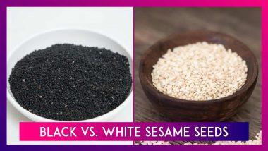 Makar Sankranti And Til: How Do The White & Black Sesame Seeds Differ In Nutritional Value?