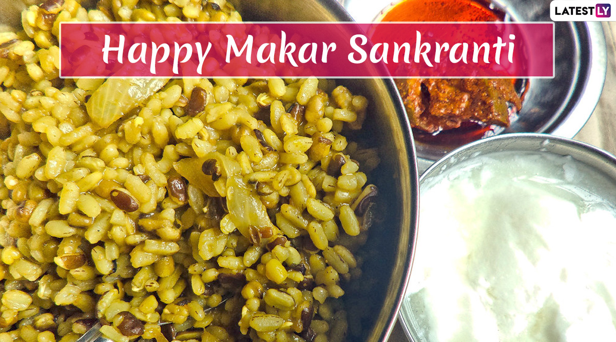 Eat Khichdi on Makar Sankranti 2020 For Good Luck! Significance of Preparing and Donating  Khichdi Ingredients on the Harvest Festival