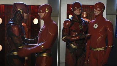 Crisis On Infinite Earths Finale: Netizens Go Berserk to See Flash vs Flash Face-Off As Justice League's Ezra Miller Meets Arrowverse's Grant Gustin