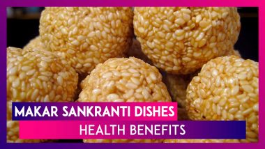 Makar Sankranti 2020: From The Til Gud Laddu To Undhiyu, Health Benefits Of The Traditional Dishes