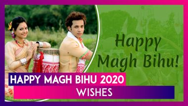 Happy Magh Bihu 2020 Wishes: WhatsApp Messages, Images, Greetings & Quotes To Send On Bhogali Bihu