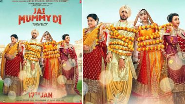 Jai Mummy Di Quick Movie Review: Sunny Singh Keeps The First Half Afloat