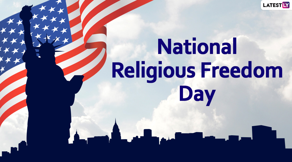 National Religious Freedom Day 2020 Date: History and Significance of the Day That Led to Freedom of Religion for Americans