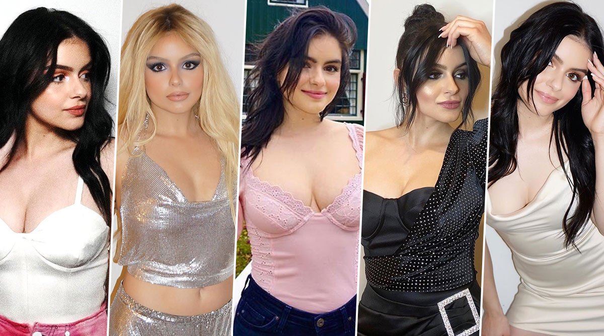 Ariel Winter Hot and Sexy Pics: Modern Family Star's Instagram Is Proof That You Either Do Fashion like Her or Go Home!