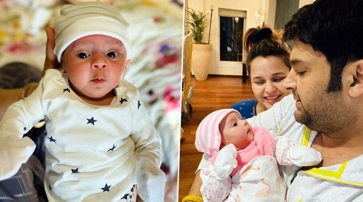 Kapil Sharma Shares First Adorable Pictures of His Baby Girl, Anayra Sharma