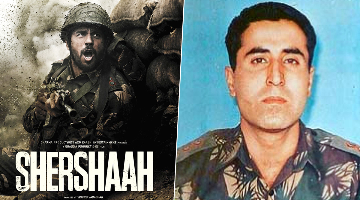 Shershaah: Sidharth Malhotra Starrer Biopic on Kargil Hero Captain Vikram Batra to Release on July 3