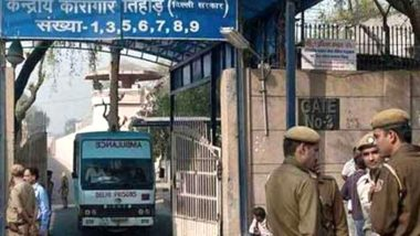Foreign Inmates at Tihar Jail Turn Violent, Damaged Gate Locks: Prison Authorities to Delhi High Court