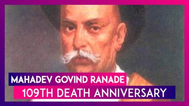Mahadev Govind Ranade 109th Death Anniversary: Key Facts About The Activist-Reformer