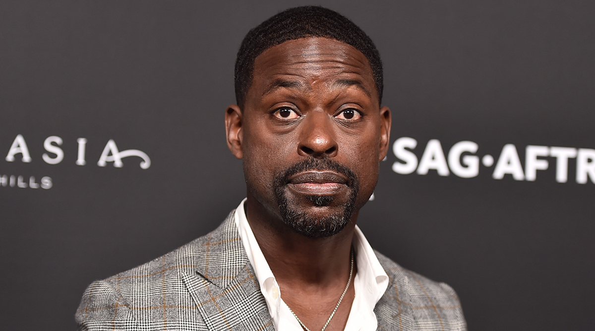 Sterling K Brown Is Taking Online Therapy While in Coronavirus Quarantine