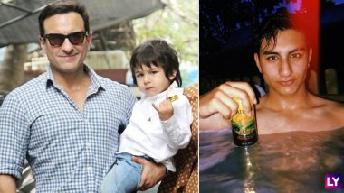 Saif Ali Khan's Quote on Ibrahim, Taimur And Club Girls Proves What a Cool Dad He Is!