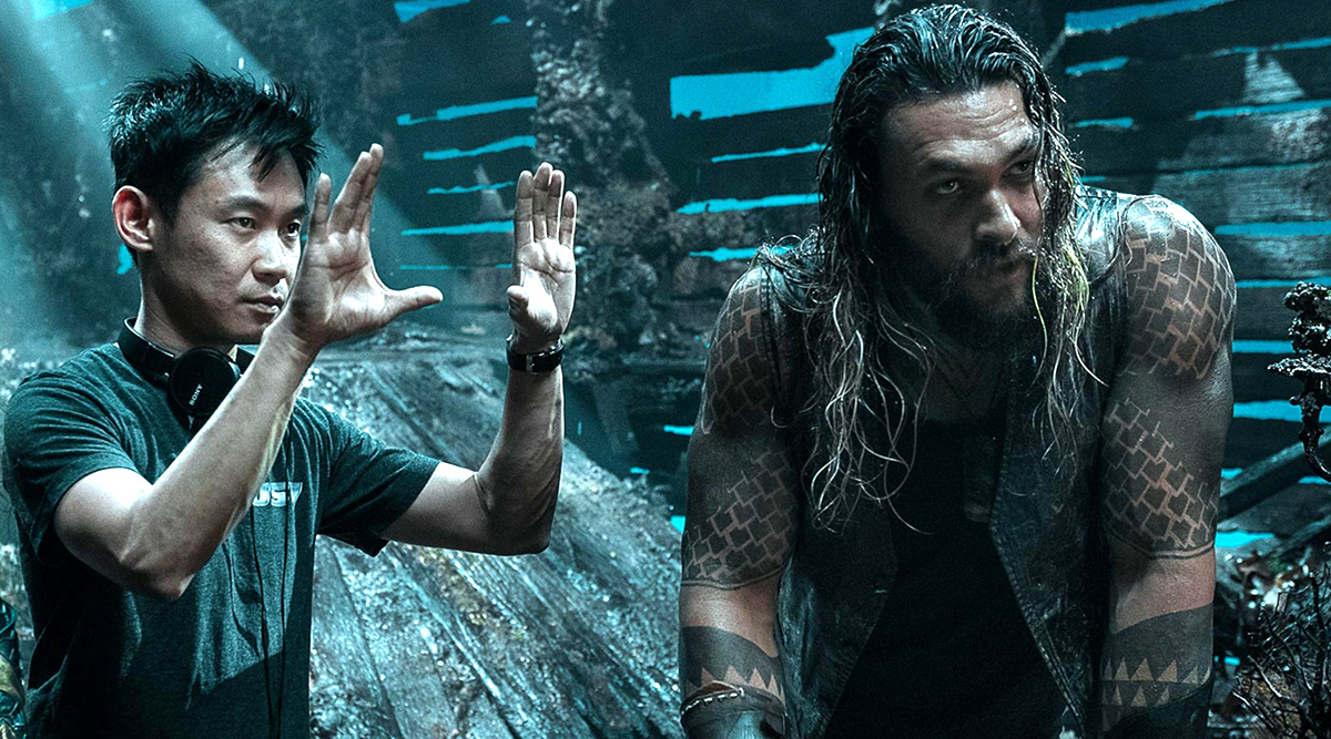 James Wan's Aquaman Gets an Animated Miniseries To Be Streamed on HBO Max