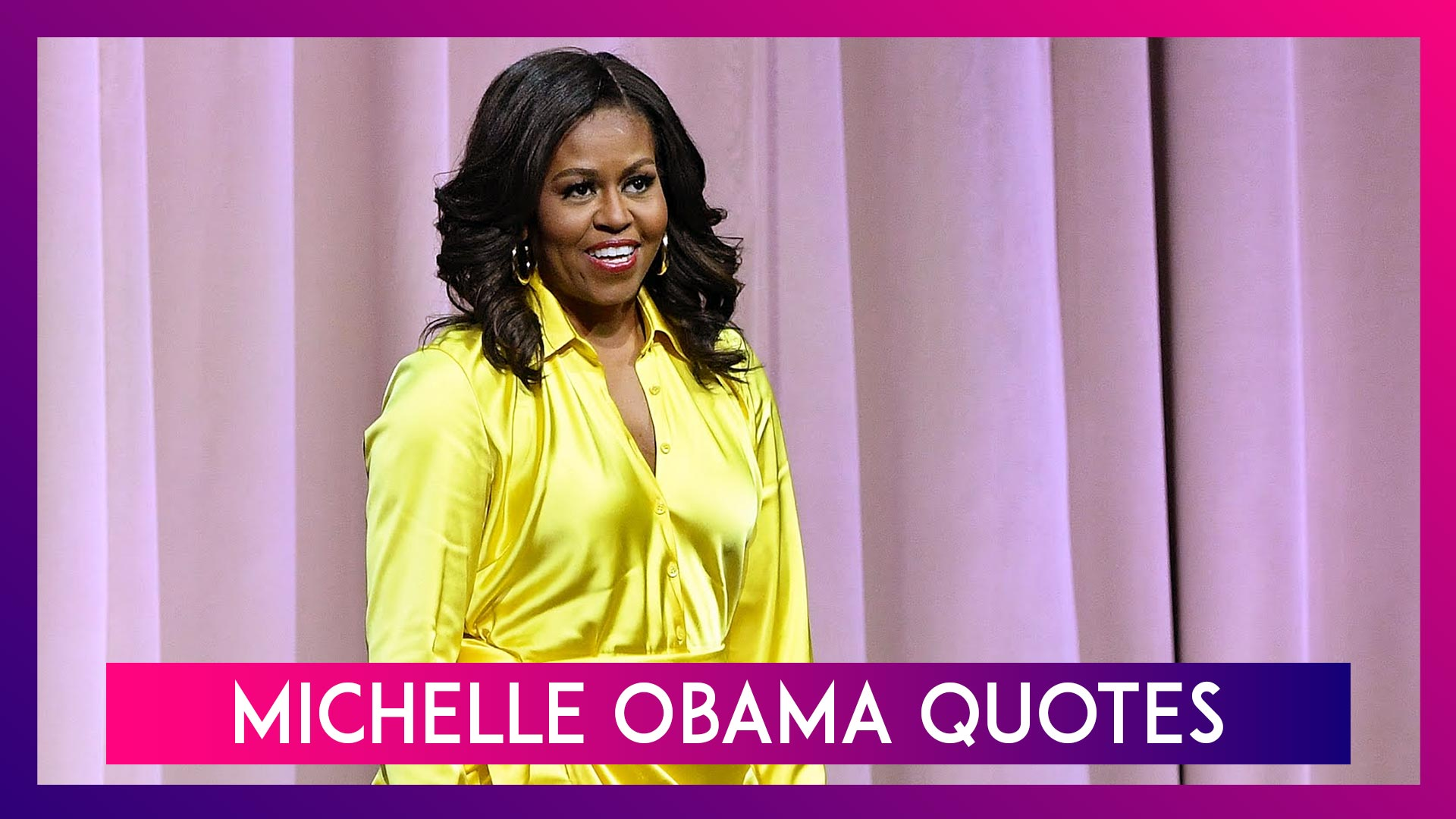 Michelle Obama 56th Birthday: Popular Quotes By Former FLOTUS That Will Motivate You & Others