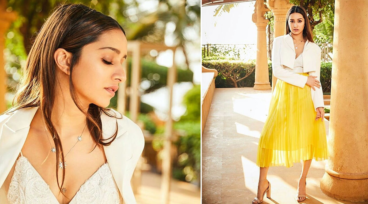 Shraddha Kapoor Gives You the Perfect Outfit you Need for attending the Brunch Date with Your Friends (View Pics)