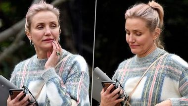 Cameron Diaz Spotted for the First Time After Becoming Mother (View Pics)
