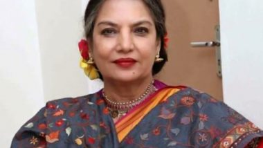 Shabana Azmi Health Update: Veteran Actress is Stable, To be Moved to Ambani Hospital in Mumbai