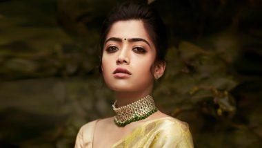IT Raid at Actress Rashmika Mandanna's Residence at Bengaluru's Kodagu District