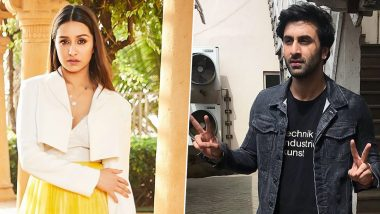 Shraddha Kapoor Is Excited to Be Working with Ranbir Kapoor in Luv Ranjan's Next