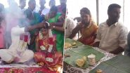 Kerala: Hindu Couple Ties Knot at Cheruvally Mosque in Alappuzha; Netizens Call it an Example of Communal Harmony