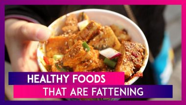From Sushi Rolls To Dried Fruits, Healthy Foods That Are Making You Fat