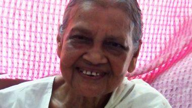 Odia Classical Singer Sunanda Patnaik Dies at 85 Following a Prolonged Illness