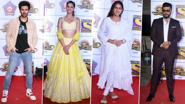 Umang 2020: Sara Ali Khan, Kartik Aaryan, Ananya Panday and Others Gather to Celebrate Mumbai Police - View Pics