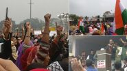 Shaheen Bagh Impact: Women in Ranchi Launch Indefinite Sit-In Protest Against Citizenship Act