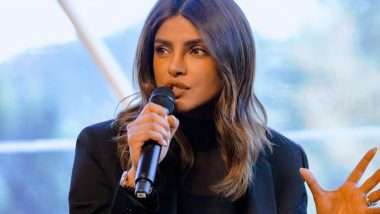 Priyanka Chopra Makes Powerful Statements on Countering Extreme Poverty and Climate Change in Her Interaction at WEF 2020 in Davos (Watch Video)