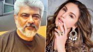 Valimai: Has Huma Qureshi Bagged the Role of Thala Ajith's Leading Lady?