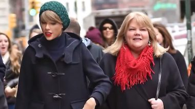 Taylor Swift Reveals Mother Andrea Has a Brain Tumor, Says 'It's Just Been a Really Hard Time for Us'