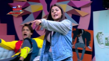 Bigg Boss 13 Episode 83 Sneak Peek 02 | 23 Jan 2020: Shehnaaz Gill Shoves Sidharth Shukla