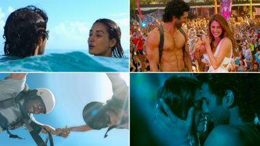 Malang Song Humraah Passionate Lovers Aditya Roy Kapur And Disha Patani Indulge In Adventure Sports In The New Catchy Track Watch Video Latestly