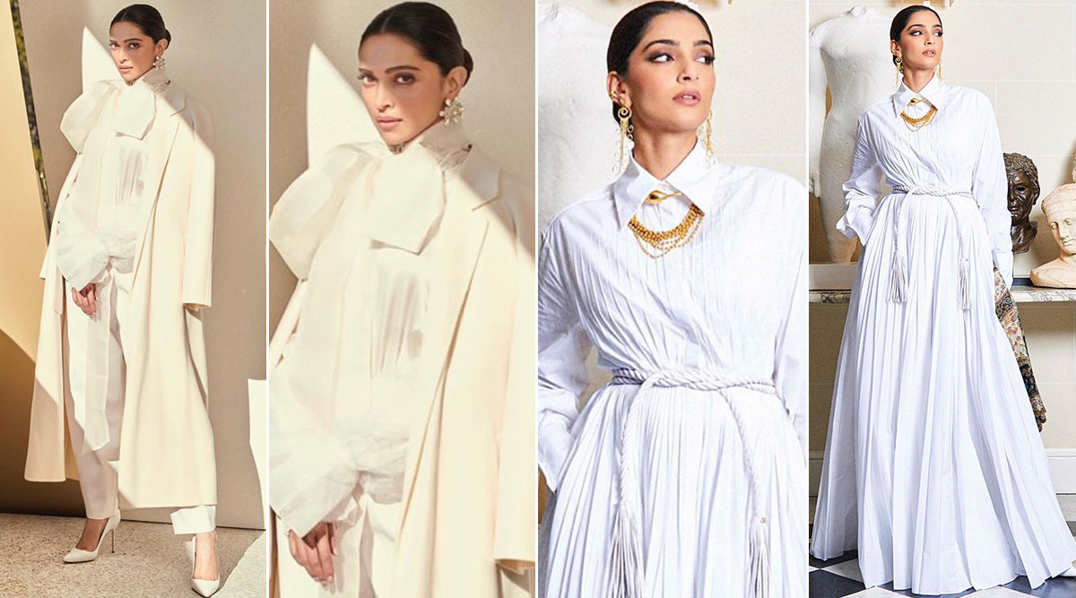 Fashion Faceoff: Deepika Padukone or Sonam Kapoor - Whose White Outing Looked Wonderful?