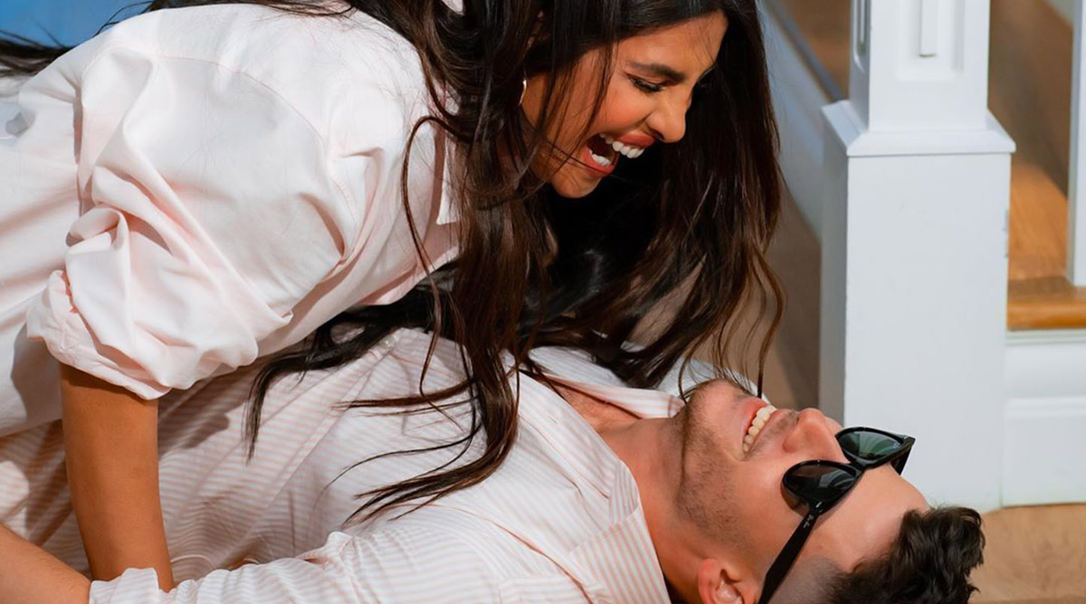 Nick Jonas Says Priyanka Chopra's Laugh is His Favorite as He Shares THIS Adorable Picture!