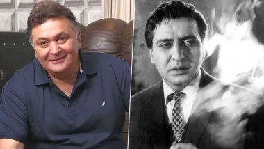 Rishi Kapoor Shares a Throwback Pic of Veteran Actor Pran Dressed as a Woman (View Pic)